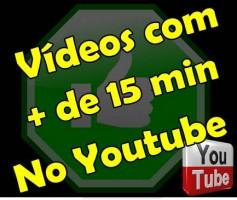 [VÍDEO] 4 ETAPAS PARA COLOCAR VÍDEOS COM MAIS DE 15 MINUTOS NO YOUTUBE