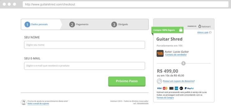 Ganhar Dinheiro Internet Afiliado Checkout Hotmart