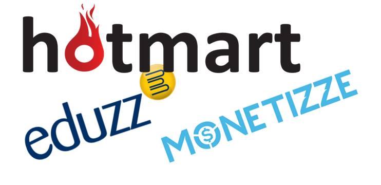 Ganhar Dinheiro Internet Afiliado Hotmart Eduzz Monetizze